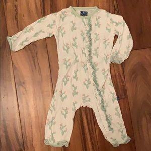 KicKee Pants Coverall pajama